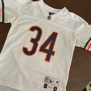 Chicago Bears Walter Peyton throwback jersey